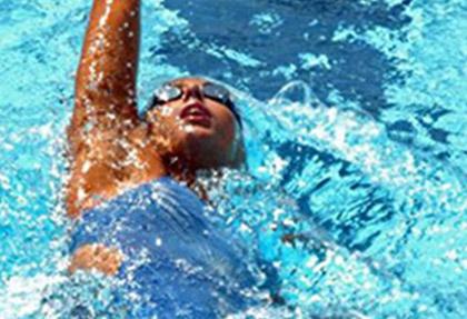 Nuoto libero ad ingressi